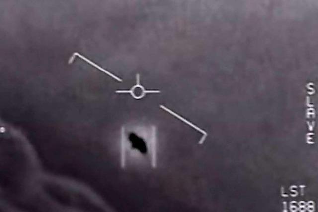 Anstehender Ufo-Bericht heizt die Faszination an