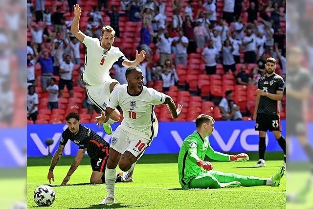 In Wembley wird wieder gejubelt