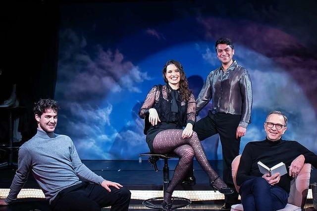 Er aus Chile, sie aus Schramberg: Operettenrevue mit dem Freiburger Theater Die Schönen