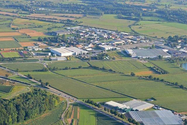 Freiburger Firma Bürkle plant Niederlassung in Malterdingen