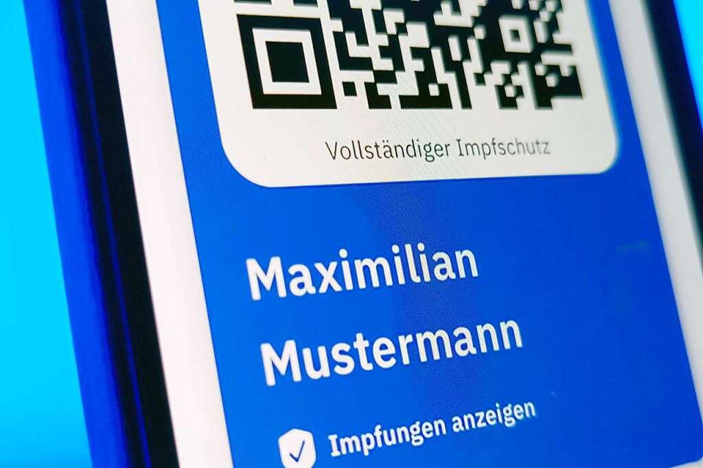 Apotheken Beginnen Mit Dem Ausstellen Digitaler Corona Impfnachweise Deutschland Badische Zeitung