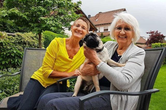 Ein Verein aus Hausen vermittelt Tiere an Senioren