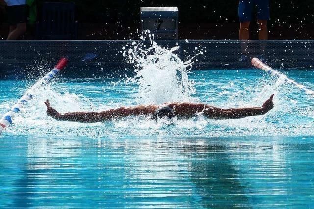 Starke Einschnitte beim Schwimmsportverein Lahr