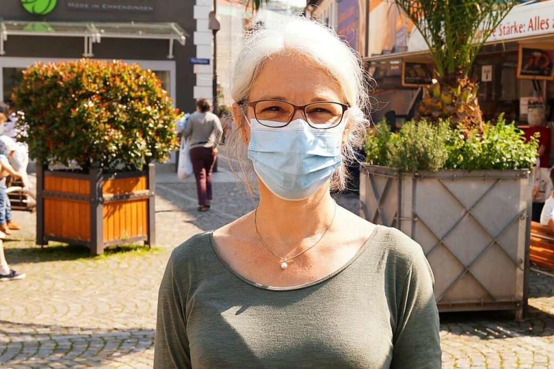 Wiebke Gerner (49): Trotz Impfung würd...weil man dazu mehr Luft gebraucht hat.    Foto: Savanna Cosma