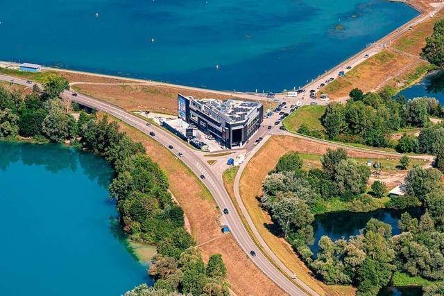 Gemeinde plant, weitere 100 Parkplätze am Forum am Rhein zu bauen