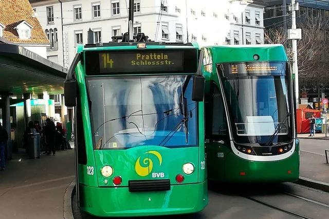 Baselland lehnt Tram ab für Salina Raurica