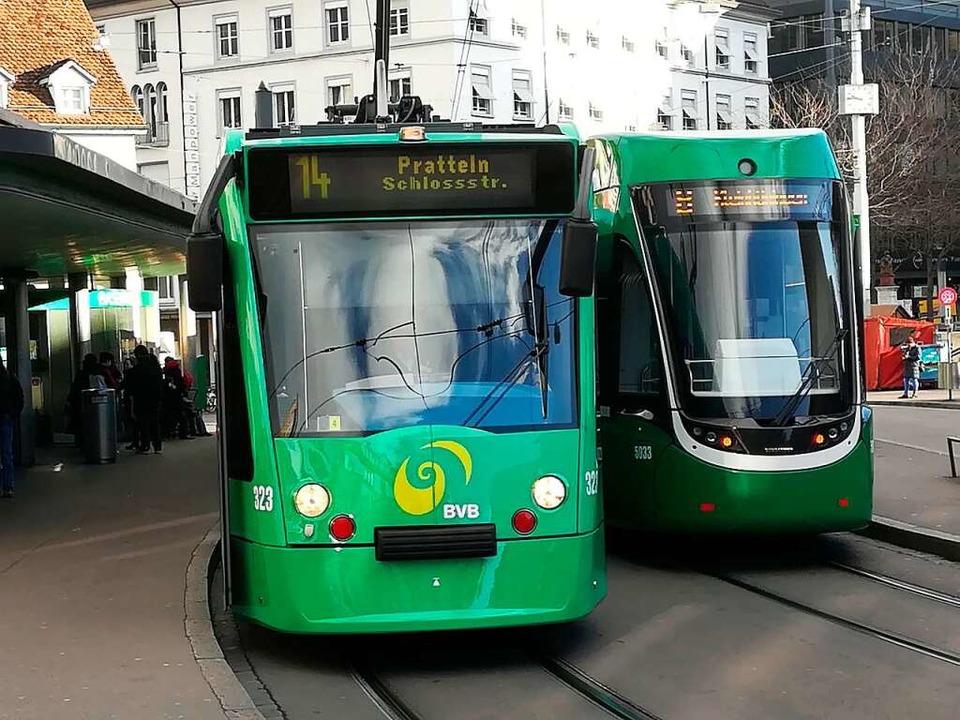 Die Tram 14 wird nicht verlängert.    Foto: Daniel Gramespacher