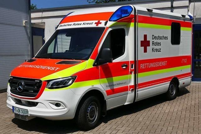 75-Jähriger bricht bei Wanderung im Kaiserstuhl zusammen und stirbt