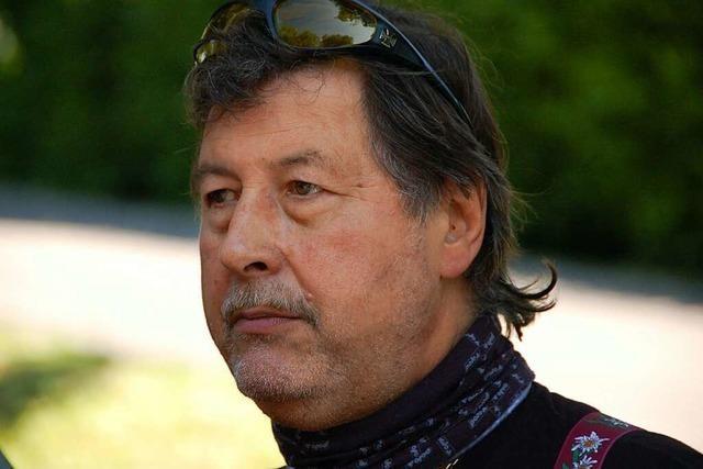Erhard Siefritz ist im Alter von 68 Jahren gestorben