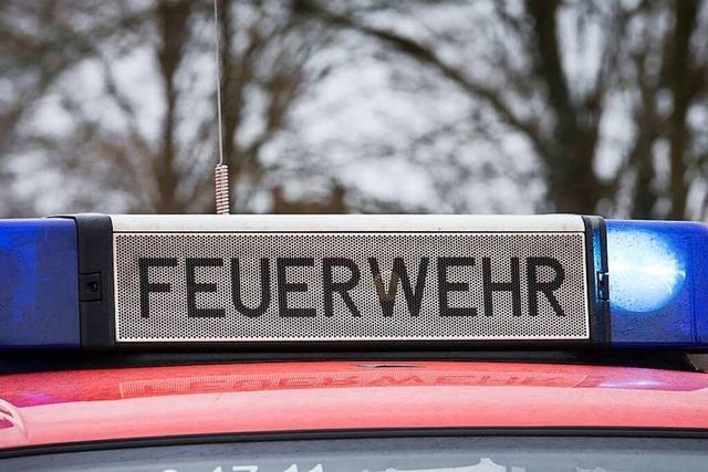 Feuerwehrabteilung Waldkirch-Buchholz unter neuer Führung