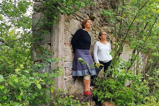 Gemeinderat stimmt dem Wiederaufbau des abgebrannter Rosenhof in Schwand zu