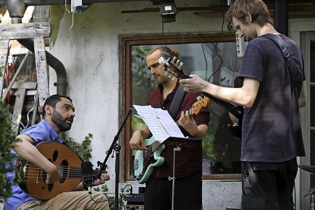 Zauberhafte Klänge im märchenhaften Garten