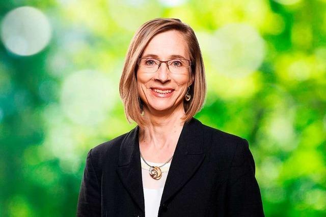 Kandidatin Daniela Bühler stellt sich vor