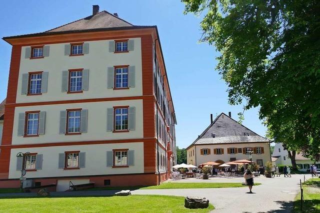 Das Interesse an den neuen Besitzern von Schloss Beuggen ist groß