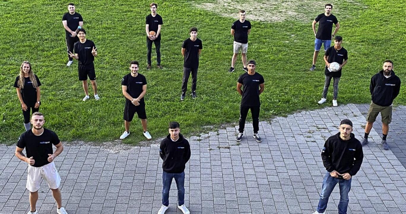 <BZ-FotoAnlauf>Hoffnung:</BZ-FotoAnlau...für den Jugendbildungspreis nominiert.  | Foto: Waßmer / Stadt Rheinfelden