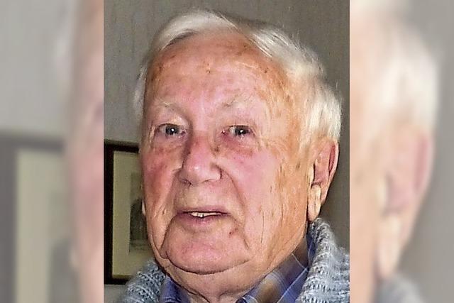 Ichenheims Dorfältester ist gestorben