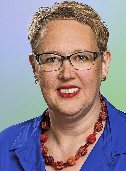 Claudia Rohrer ist neu in den Stadtrat in Rheinfelden/Schweiz gewählt.  | Foto: Claus Pfisterer