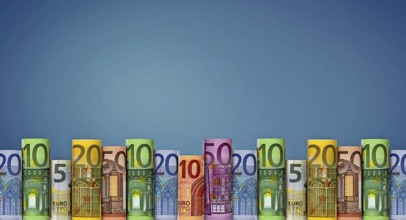 Viele Bundesbürger haben ordentlich Geld auf dem Konto.    Foto: Coloures-Pic - stock.adobe.com