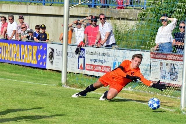 Dem FC Emmendingen steht im Pokal Fortuna zur Seite