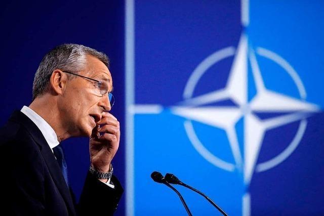 Es ist falsch, die Nato gegen China in Stellung zu bringen