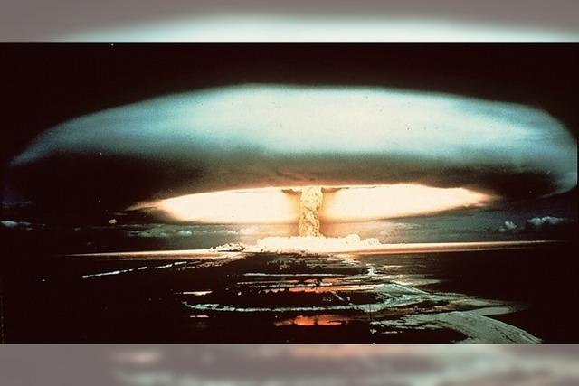 Sorge wegen Atomwaffen