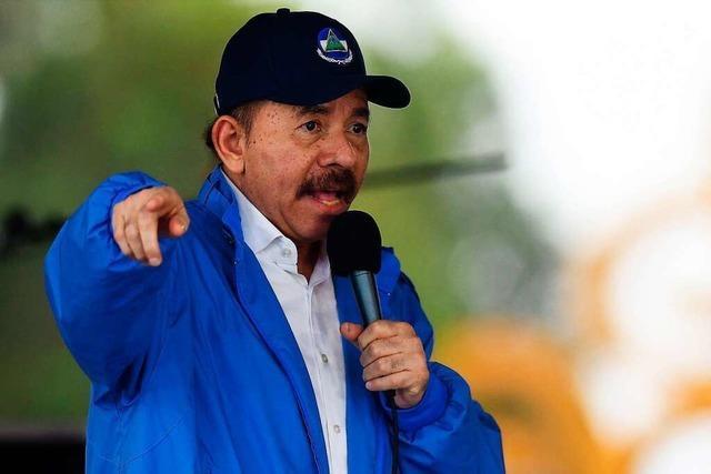 Nicaraguas Diktator Ortega geht gegen sein Volk vor