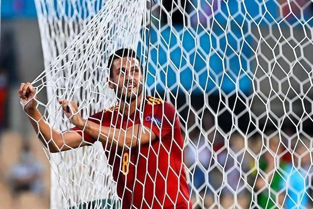 Spanier schlafen fast ein – nur 0:0 gegen Schweden