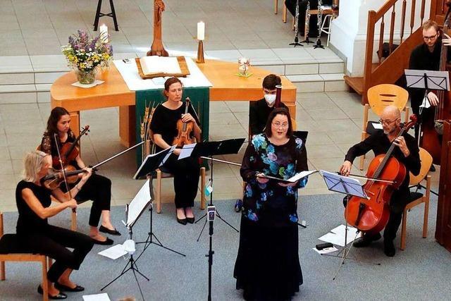 Konzert zum Erhalt der Steinmeyer-Orgel in der Lahrer Christuskirche