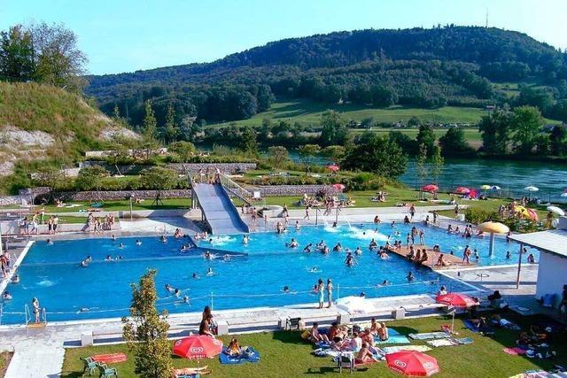 Laufenburger Freibad öffnet am Freitag
