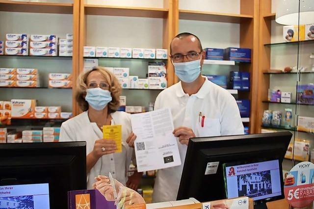 Selbstversuch: In zwei Schritten zum digitalen Impfpass