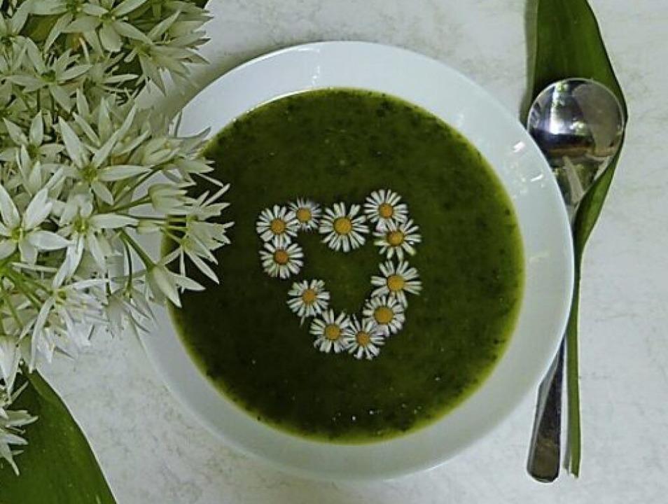 Suppe, die glücklich macht  | Foto: Petra Pompé