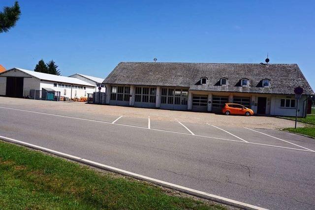 Landkreis kauft Straßenmeisterei in Görwihl-Segeten