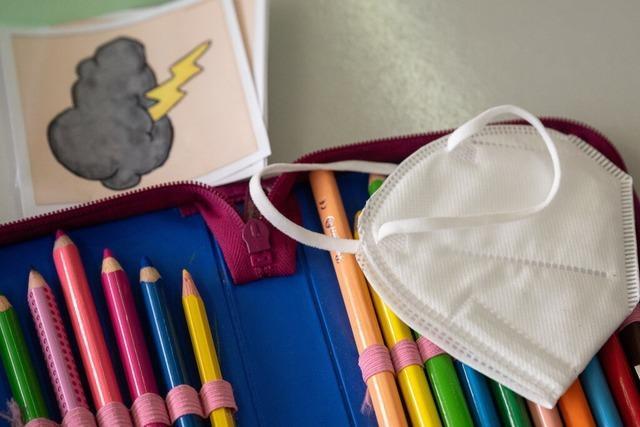 Baden-Württemberg will die Maskenpflicht an Schulen lockern