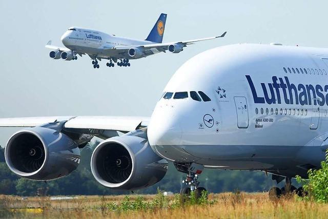 EU und USA legen Boeing/Airbus-Streit auf Eis