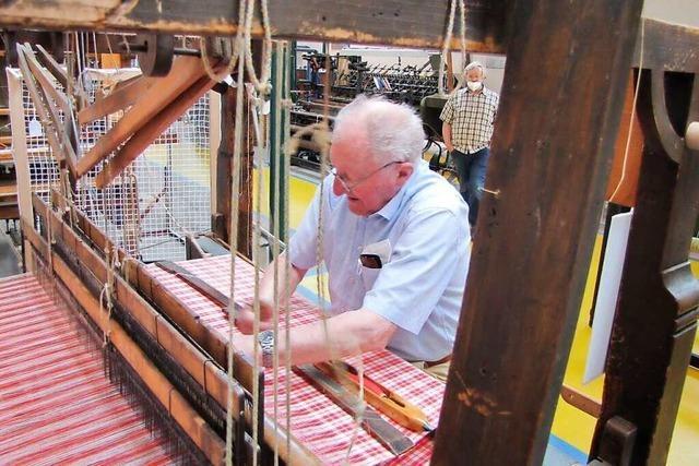 Spuren der Textilindustrie an der Wiese in Lörrach und Zell