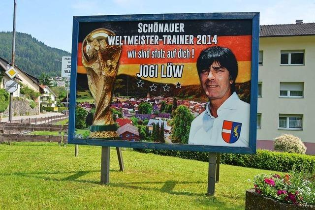 Jogi Löw genießt zur EM in seiner Heimat Schönau hohe Wertschätzung