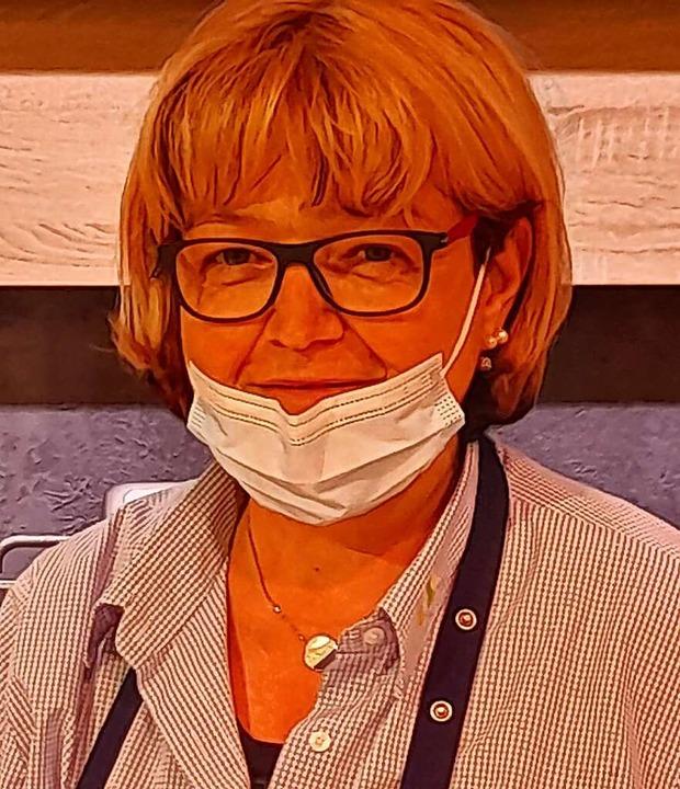 Helga Strohmaier  | Foto: Edgar Steinfelder