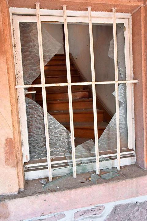 Treppe hinter Glas    Foto: Markus Zimmermann