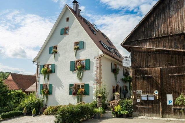 Hotel und Restaurant Pfaffenkeller in Kandern-Wollbach schließt