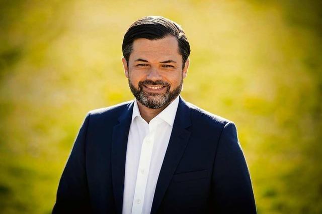 Kandidat Andreas Heck stellt sich vor
