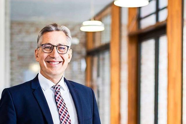 Thilo Spychalski ist neuer Geschäftsführer des St. Josefshauses in Herten