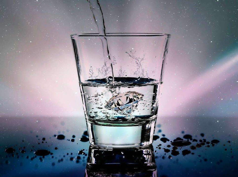Nachdem im Gottenheimer Trinkwasser se... wird nun die Chlorierung eingestellt.  | Foto: MAG GmbH (dpa)