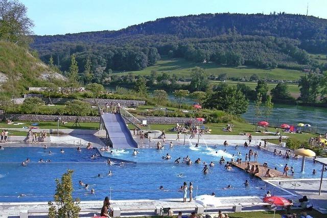 Gartenstrandbad öffnet am Freitag