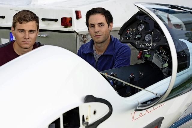 Zwei Segelflüge im XXL-Format