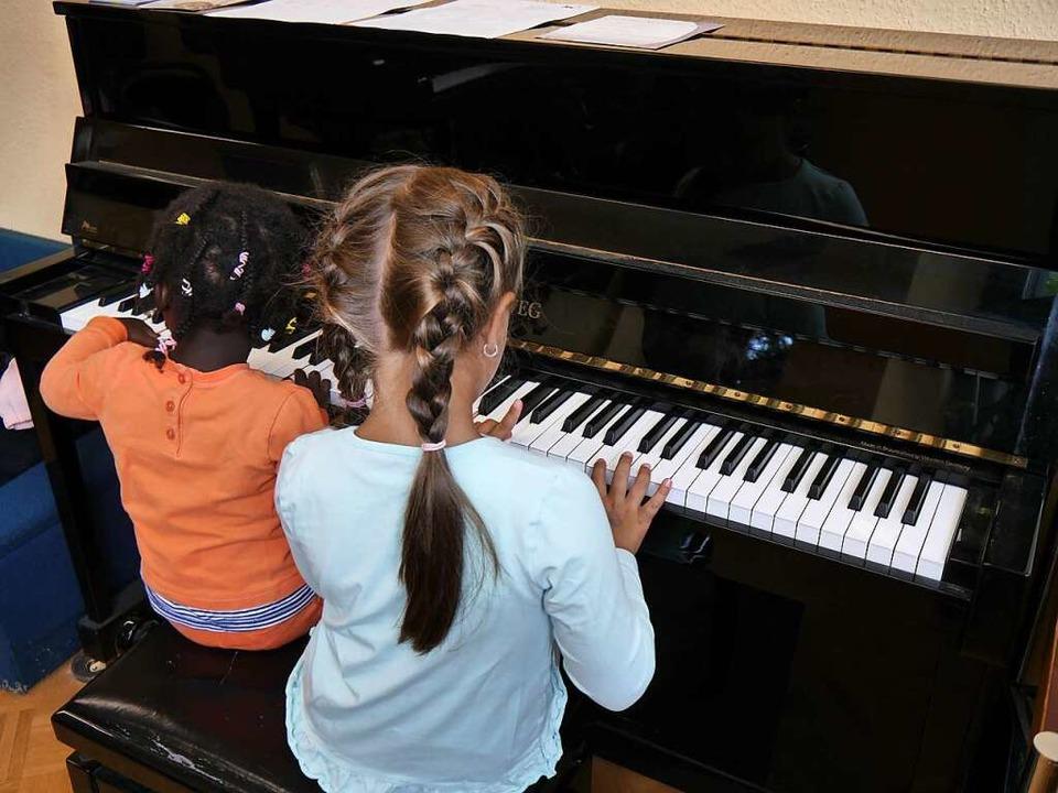 Die Musikschule befürchtet durch die K... eine Verschlechterung ihres Angebots.    Foto: Sophia Kaiser
