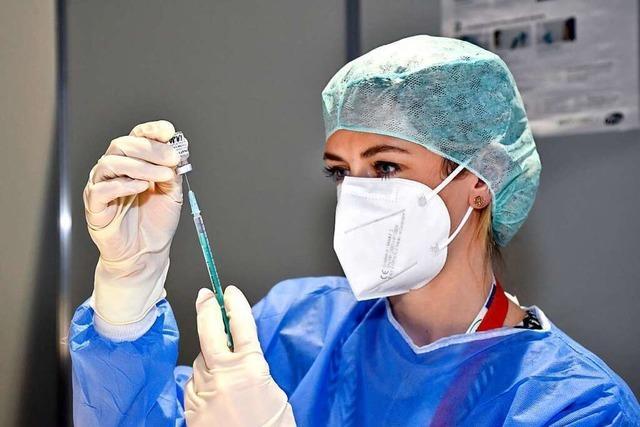 Ein Drittel der Freiburger sind vollständig geimpft