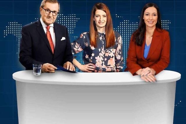 Das Stühlerücken bei den Nachrichtensprechern ist ein Sinnbild der Branche