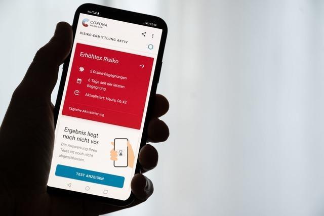 Die Corona-Warn-App ist ein Erfolgsmodell mit Tücken