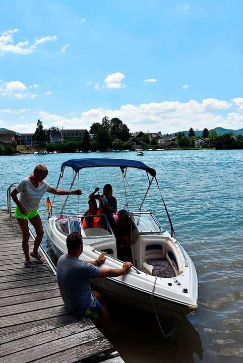 Auch beim Wassersport gilt es die Rege... Corona-Verordnung weiter zu beachten.  | Foto: Heinz und Monika Vollmar