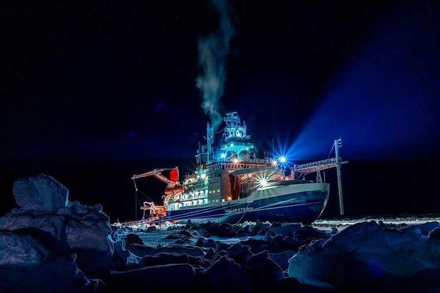 Ist die Arktis noch zu retten?